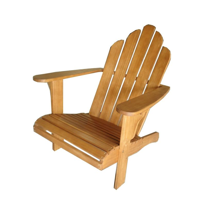 Cape Cod Adirondack Timber Chair
