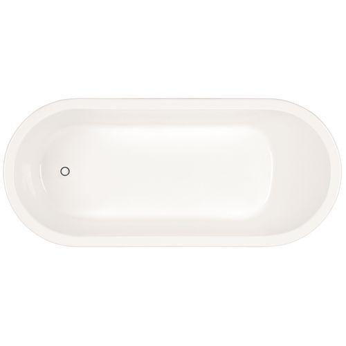 Caroma Bath Classic Oval 1700mm White