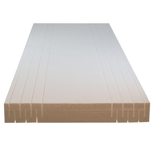 Expol 1200 x 470 x 60mm Polystyrene Insulation Panel - 10 Pack