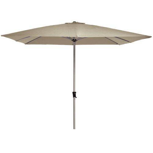 Marquee 3m Cream Square Jasper Market Umbrella