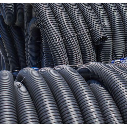 Vinidex 100mm x 10m Slotted Draincoil