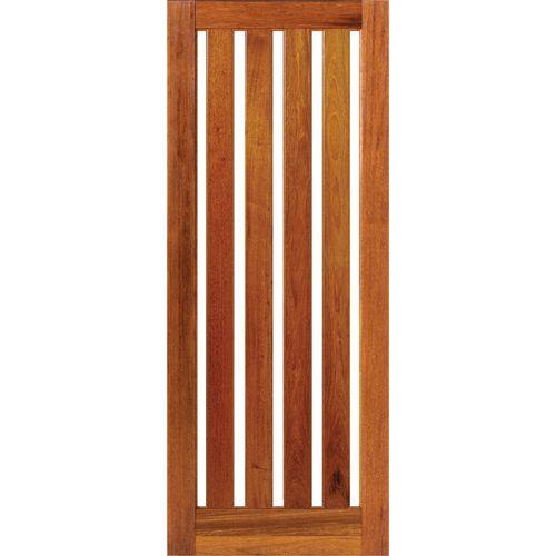Corinthian Doors 2040 x 820 x 40mm Infinity INF 5VG Clear Glass Entrance Door
