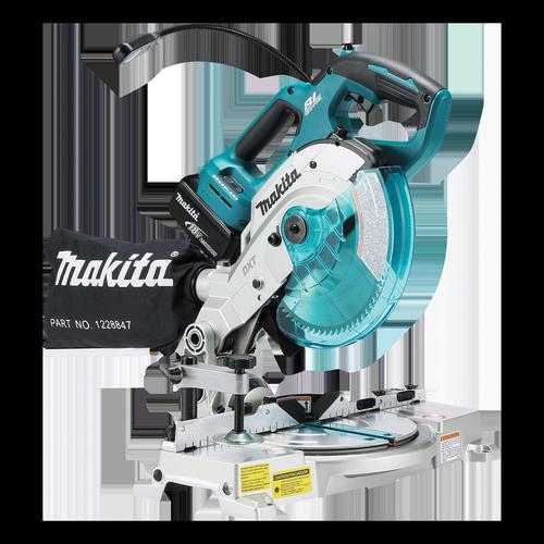 Makita 18V 165mm Brushless Cordless Compound Mitre Saw - Skin Only