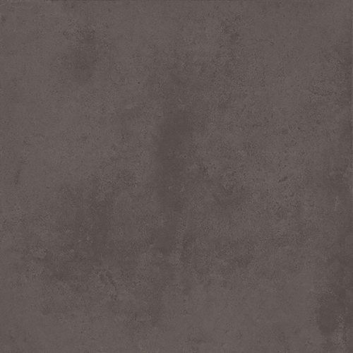 Johnson Tiles 500 x 500mm Jura Stone Brown Gloss Ceramic Floor Tile - 4 Pack