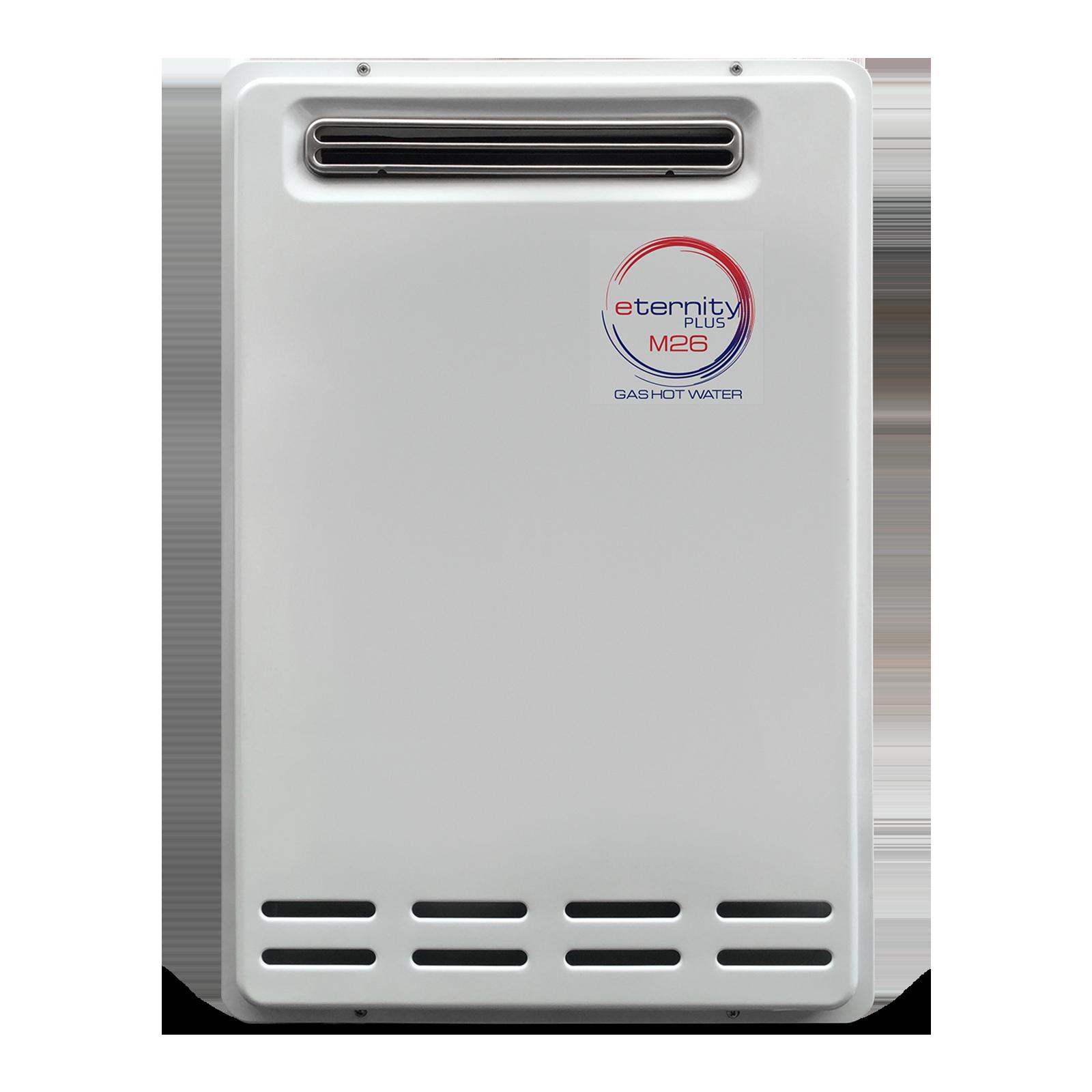 Chromagen Eternity Plus 26L Continuous Flow Hot Water Heater - Natural Gas