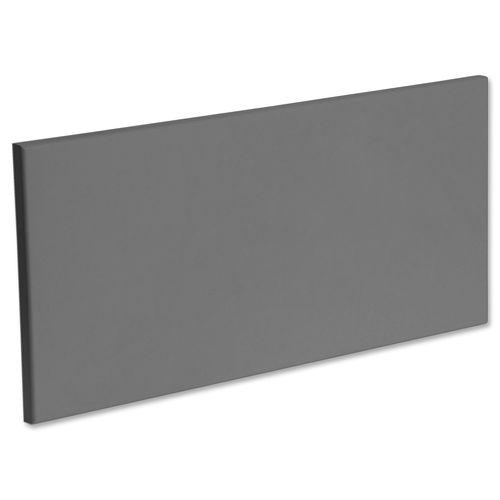 Kaboodle 600mm Modern 1 Drawer Panel - Smoked Grey