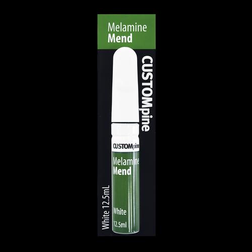 CustomPine 12.5ml White Melamine Mend Paint