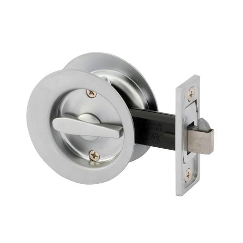 Schlage™ Satin Pearl Round Privacy Cavity Slider