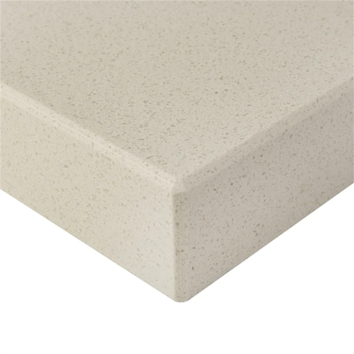 Essential Stone 40mm Round Urbane Stone Benchtop - Creme Caramel