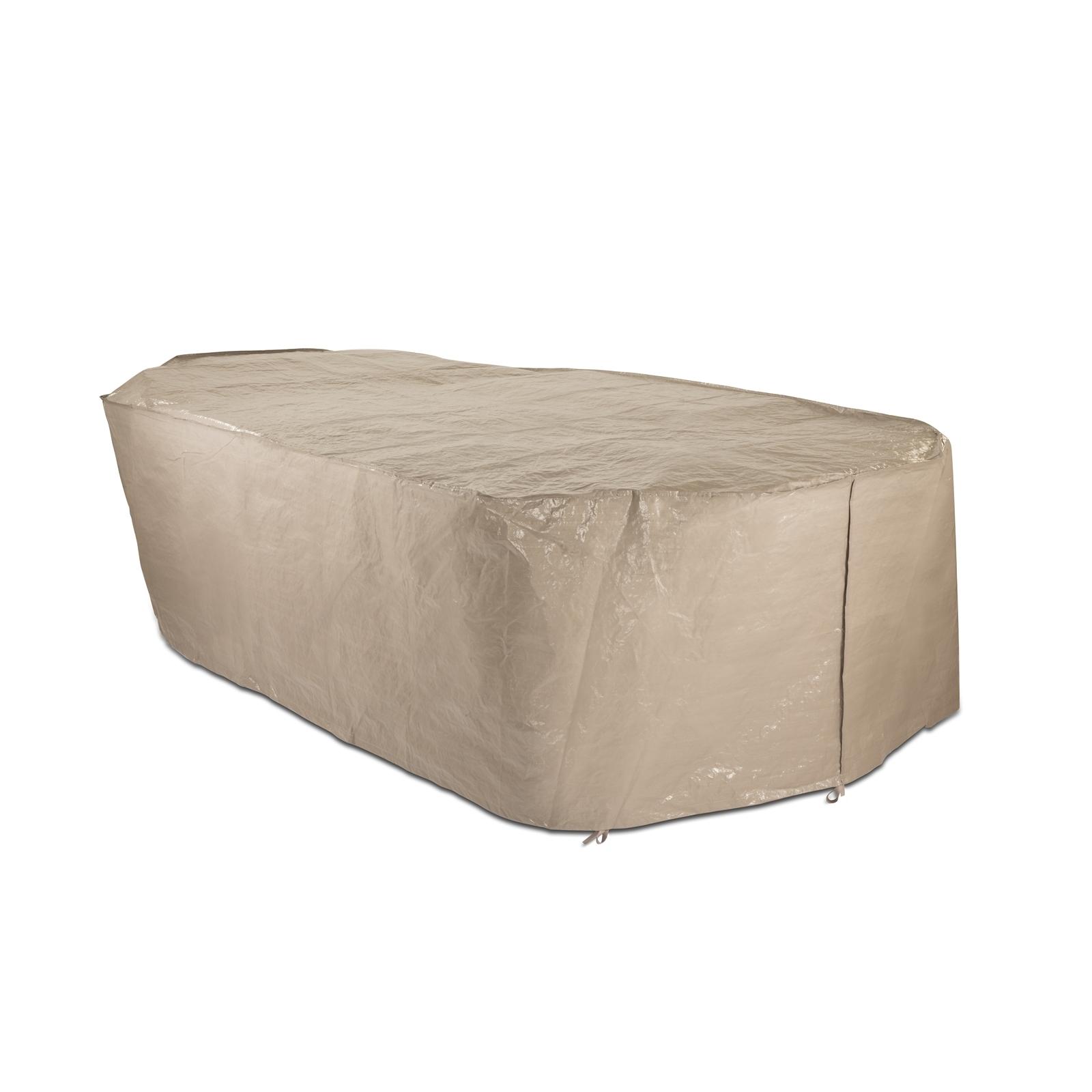 Polytuf Element Large Rectangular Table Setting Cover