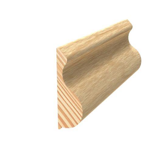 Porta 23 x 8mm 2.4m Clear Pine Insert Moulding