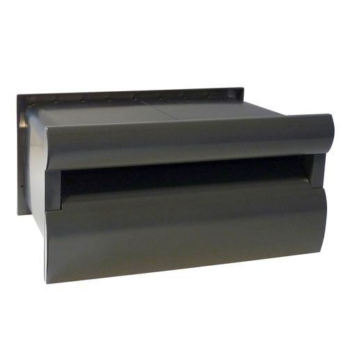 Velox Extend-A-Box Monument Back Open Letterbox