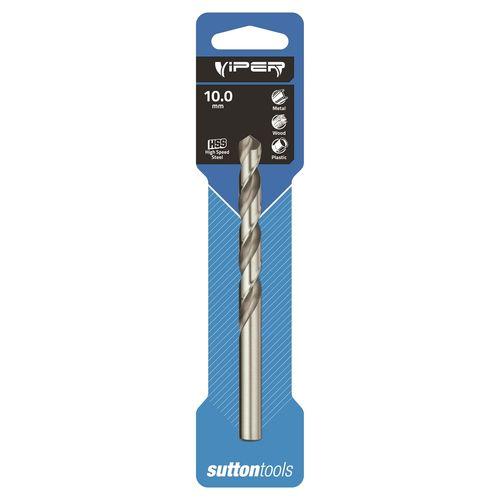Sutton Tools 10mm Viper Jobber Drill Bit
