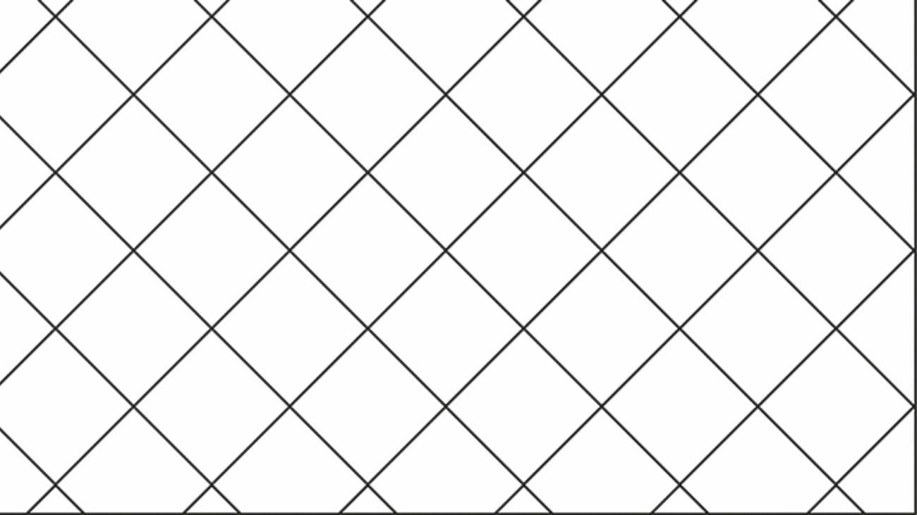 Diagonal Tile pattern