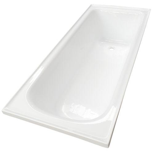 Estilo 1675 x 700 x 420mm Drop In Bathtub