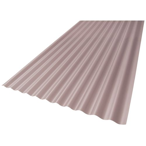 Suntuf Solarsmart  860 x 17mm x 7.2m Metallic Jasper Corrugated Sheet