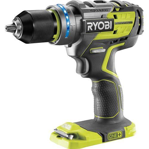Ryobi One+ 18V Brushless Hammer Drill - Skin Only