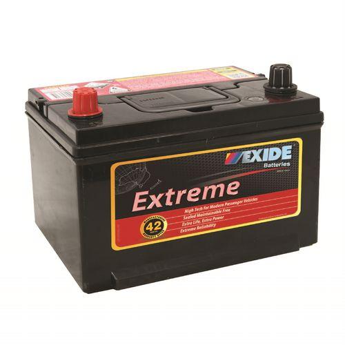 Exide Extreme X58DMF Vehicle Battery