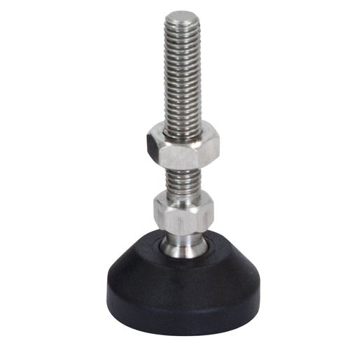Richmond 40mm x M10 Ball Jointed Levelling Foot