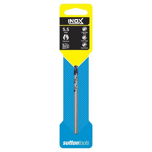 Sutton Tools 5.5mm INOX Stainless Steel Jobber Drill Bit