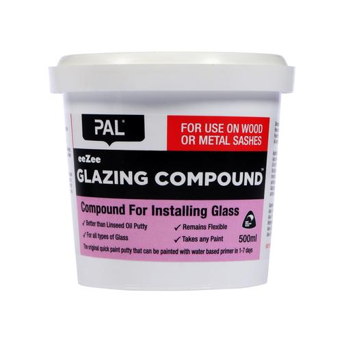 PAL 500ml eeZee Glazing Compound