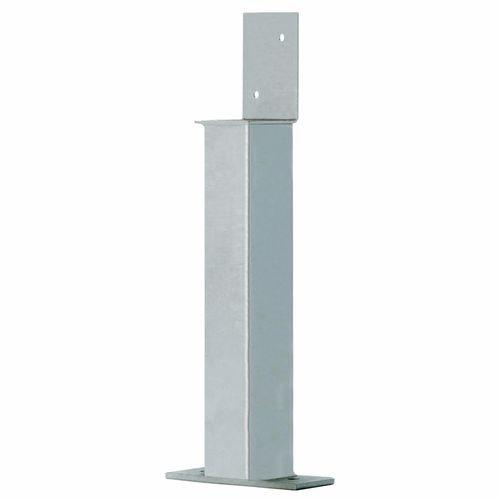 Uni-Pier 75 x 75 x 4400mm Post With Telescopic Head Without Antcap