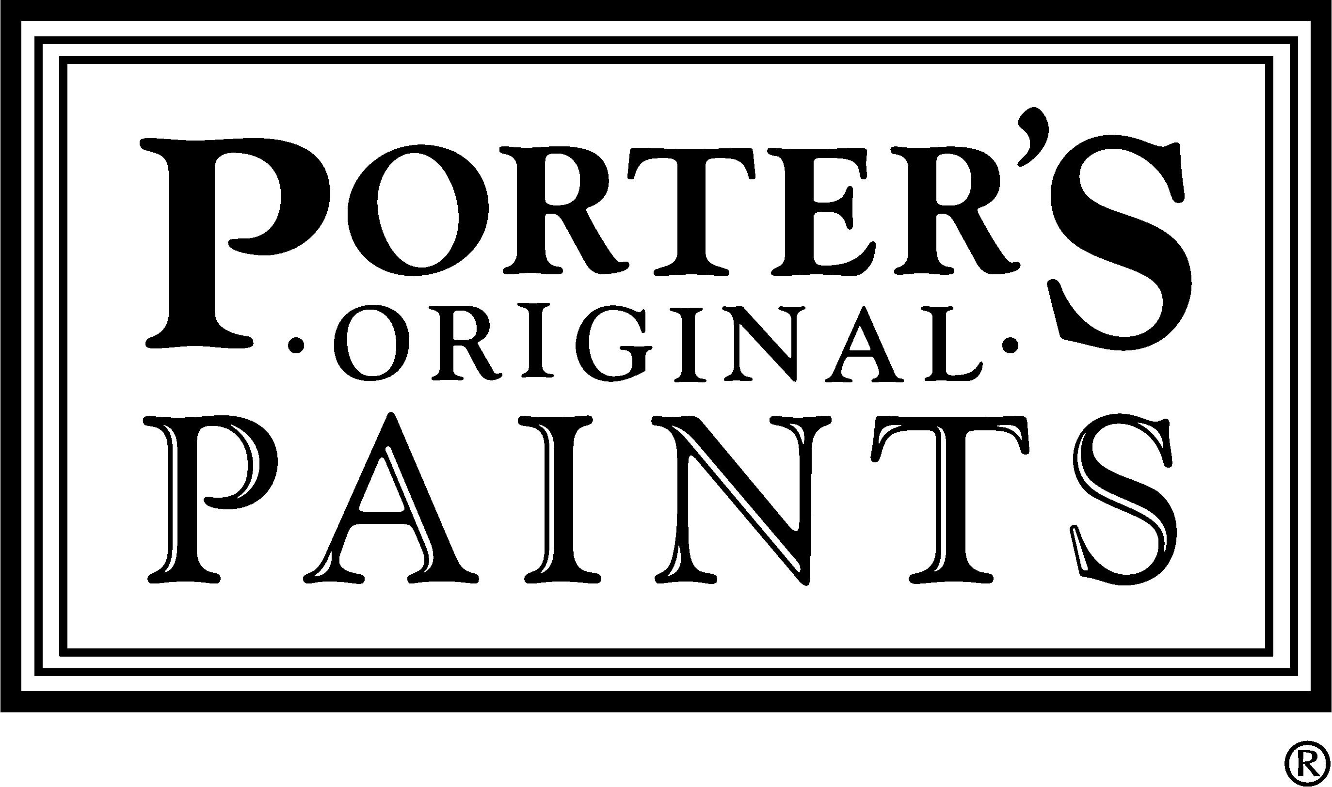 Porter's Paints logo