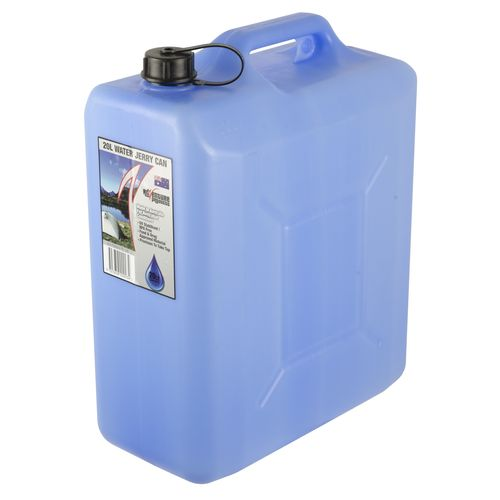 AdVenture Products 20L Blue Water Jerry Can