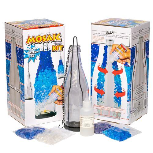 Mandala Art Ice Lantern Craft Kit