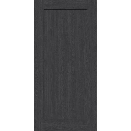 inBuilt 25 x 2100 x 1000mm Estella Oak Shaker Barn Door