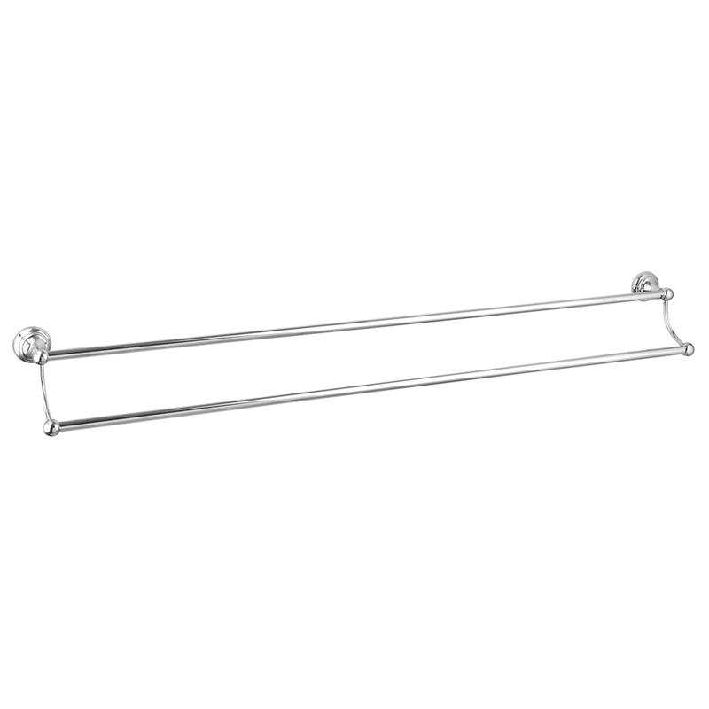 Maestro 90cm Double Towel Bar