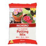 Potting Mixes, Composts, Mulches & Manures