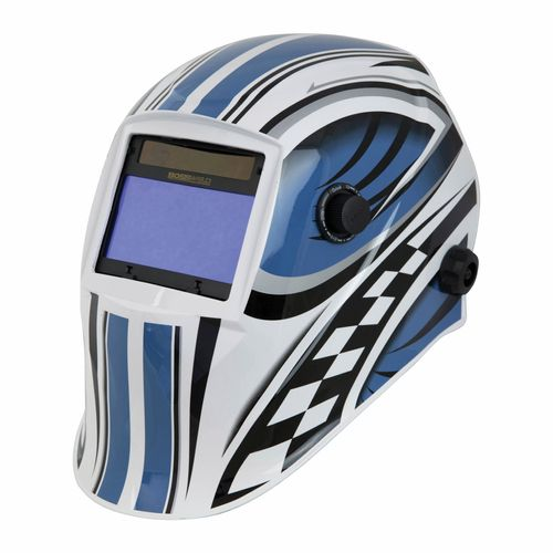Bossweld F1 Variable Shade Electronic Welding Helmet