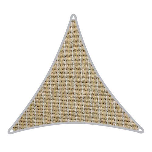 Coolaroo 3.6m Beech Triangle Shade Sail