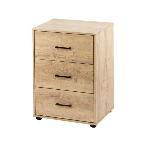 Macey 3 Drawer Cabinet/Pedestal  - Office