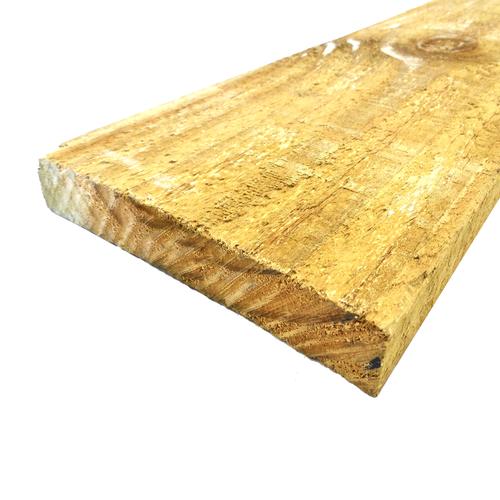 Kiwi Lumber H3.2 Sawn Fence Paling 150 x 25mm - 1200mm