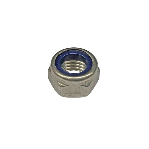 Zenith M12 316 Stainless Steel Nyloc Nut