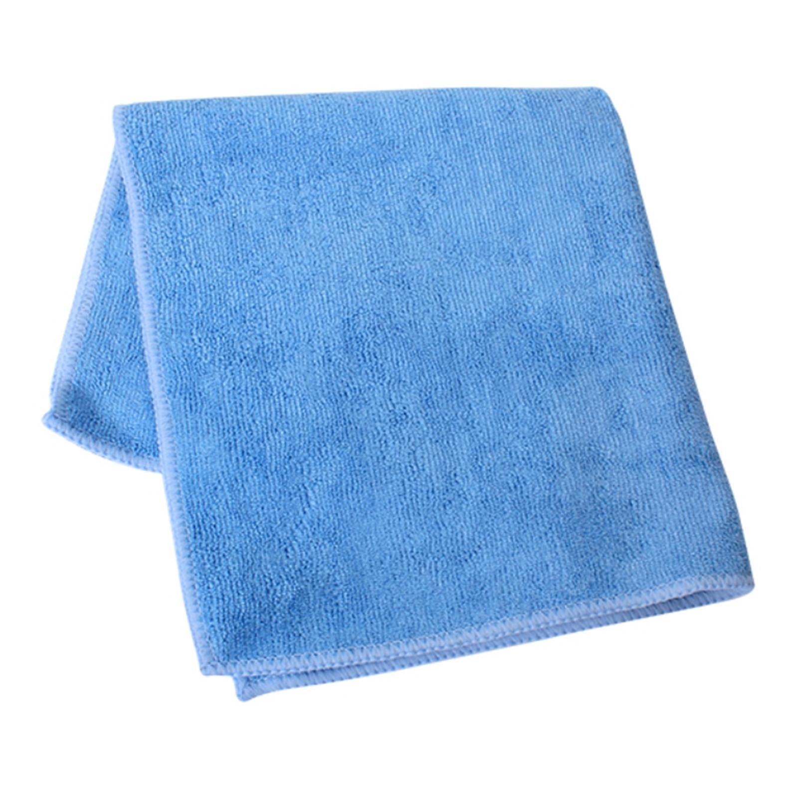 Sabco Blue Microwiz Microfibre Cloth - 5 Pack