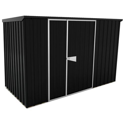 Duratuf Sentry 3.0 x 1.5m Ebony Lean-To Shed