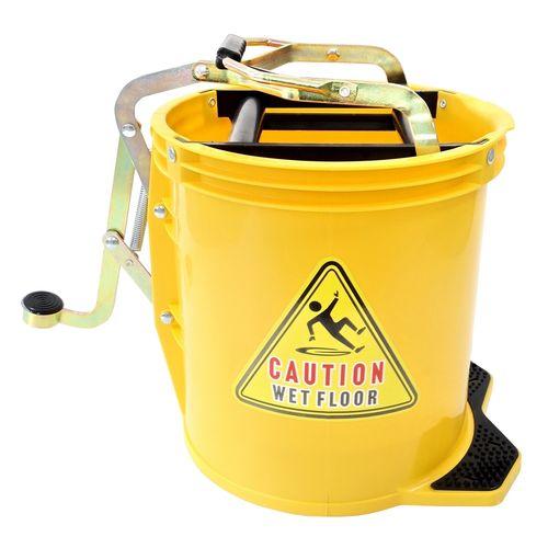 Morgan 14.5L Wringer Mop Bucket