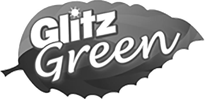 Glitz Green logo