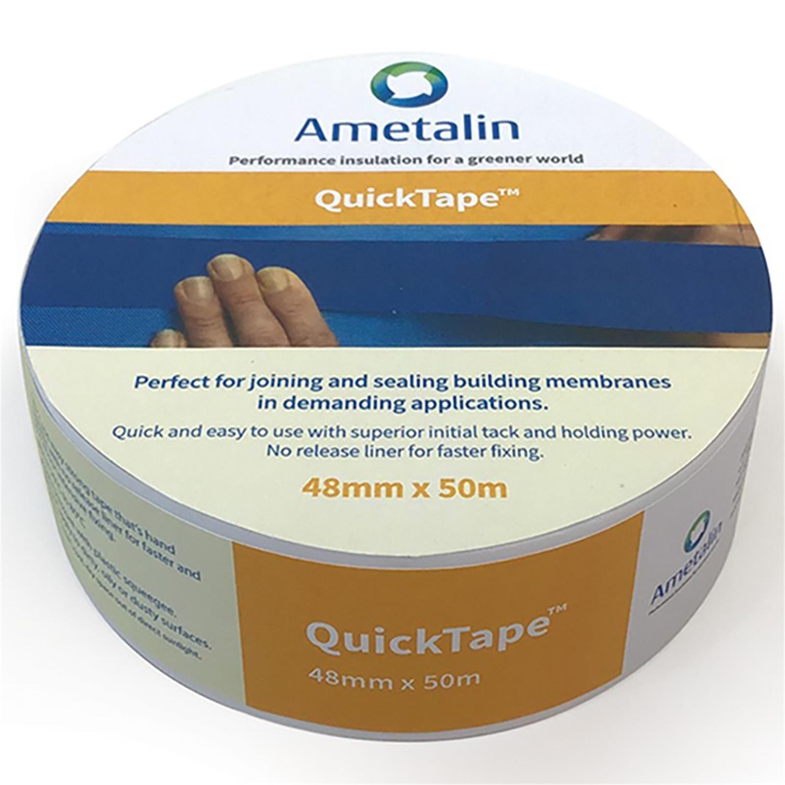 Ametalin 48mm x 50m QuickTape