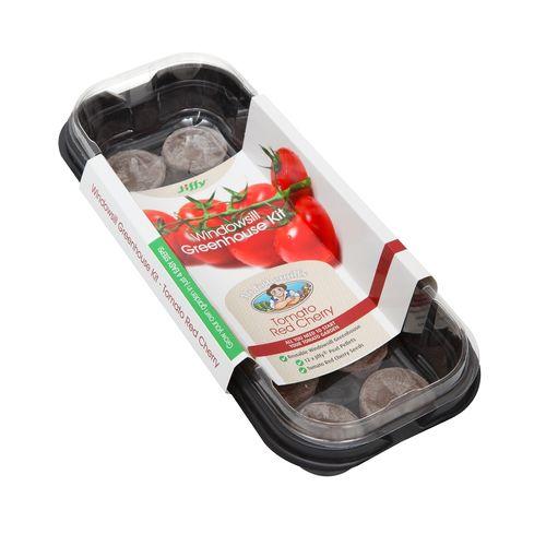 Mr Fothergill's Tomato Red Cherry Windowsill Greenhouse Kit