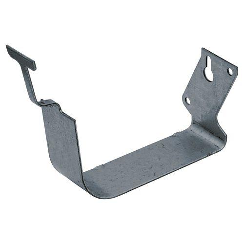 COLORBOND 115mm Quad Gutter External Bracket - Ironstone