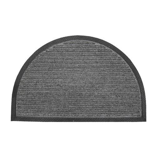 Bayliss 45 x 75cm Revolution Polypropylene / Rubber Half Round Mat