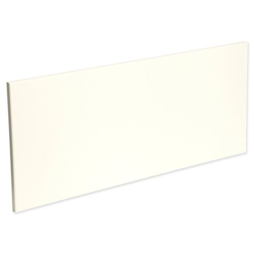 Kaboodle 600mm Antique White Modern Slimline Door