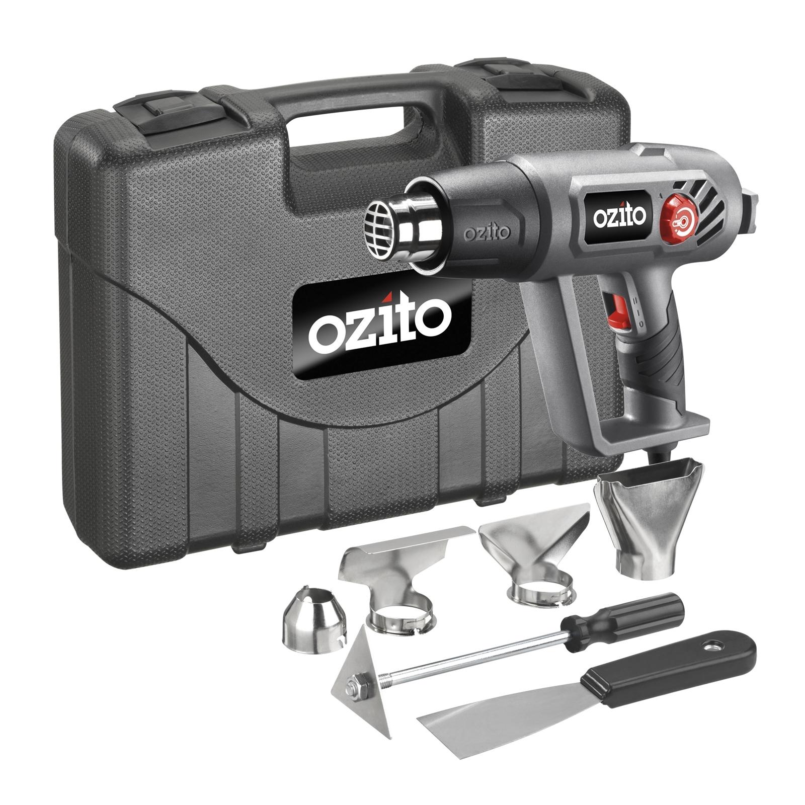 Ozito 2000W Variable Temperature Heat Gun