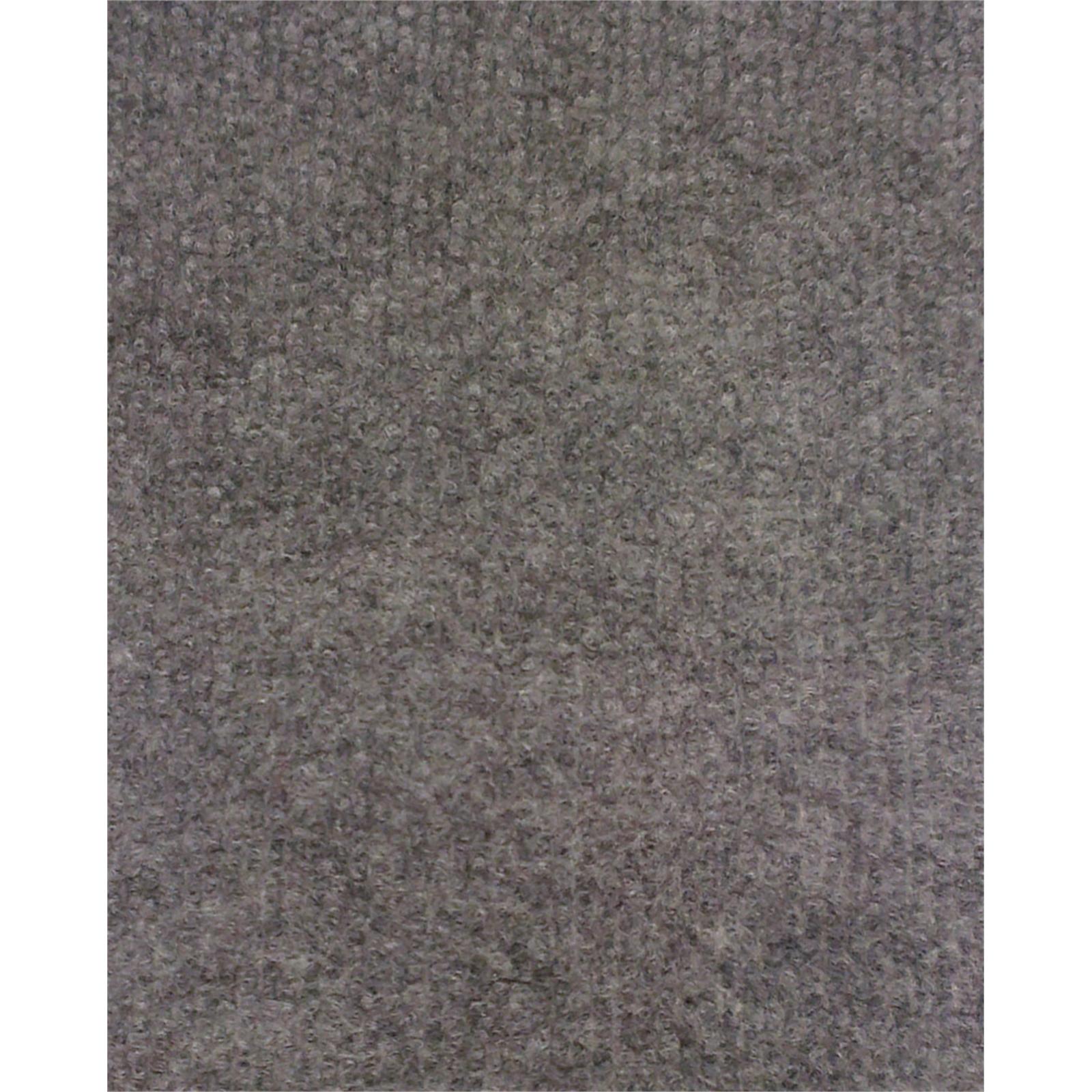 Ideal DIY Floors 2m Charcoal Deco Ribbed Foambak Indoor Carpet