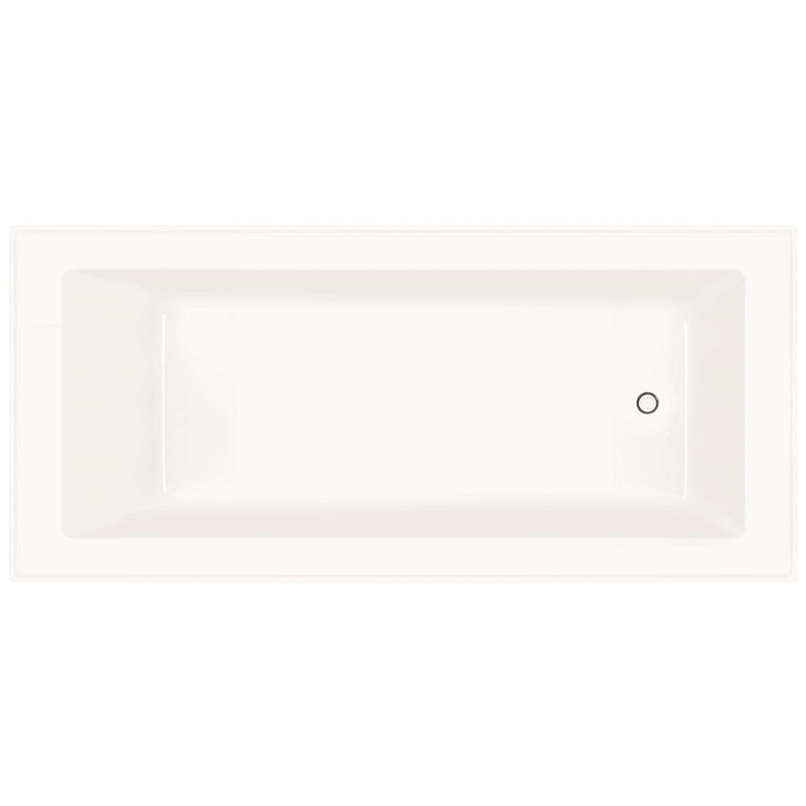 Caroma Newbury 1675 Bath 1670mm White