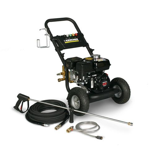 For Hire: Karcher Petrol Waterblaster - 4hr